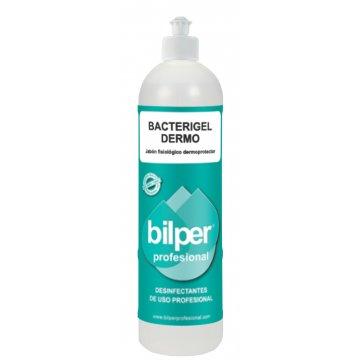 Pack 15 Botellas 750ML Jabón Líquido Bacterigel
