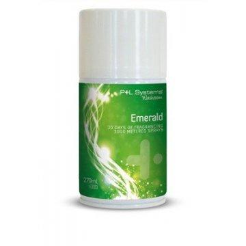 Envase 270cc Ambientador En Spray. Aroma Esmeralda.