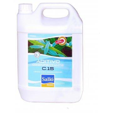 Desinfectante 6L C-15 con Registro HA