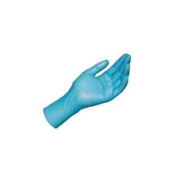 Pack 1000 Guantes Nitrilo Azul Sin Polvo. Talla XL.