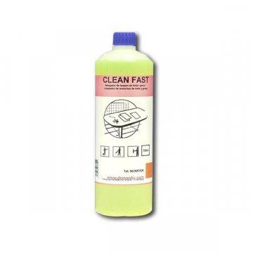 Envase 1L Limpiador Restos Tinta CLEAN FAST
