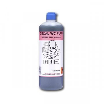 Envase 1L Desincrustante Antical NETCAT WC PLUS