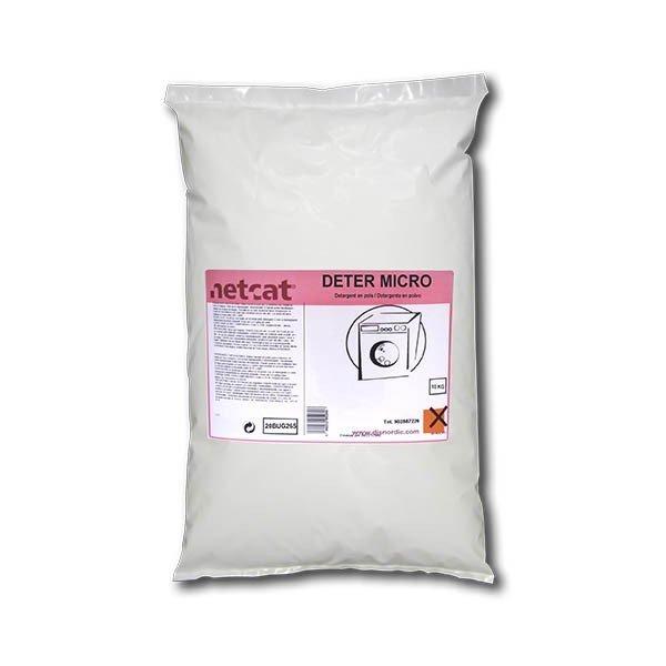 Saco 10KG Detergente En Polvo DETER MICRO