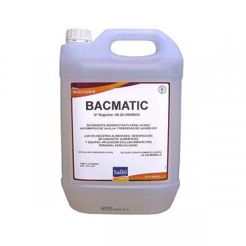 Bidón 11L Detergente + Desinfectante BACMATIC