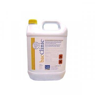 Bidón 5L Desinfectante Sanitario BACCLINIC