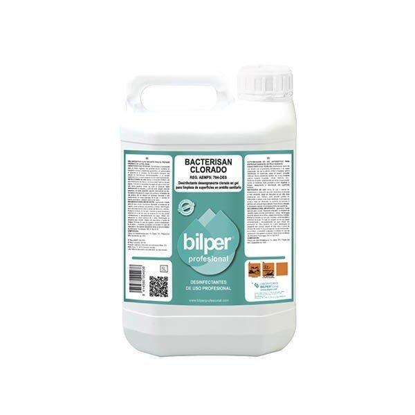 Bidón 5L Desinfectante+Desengrasante Ámbito Clínico