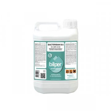 Bidón 5L Desinfectante Sanitario BACTERISAN B-5
