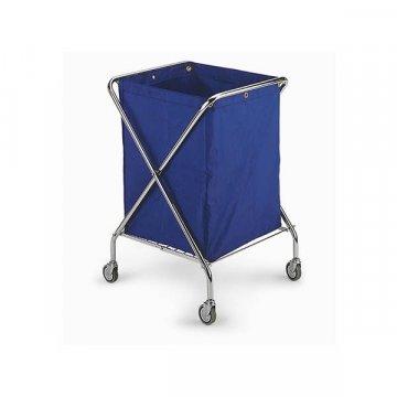 Carro Lavandería Azul 150L