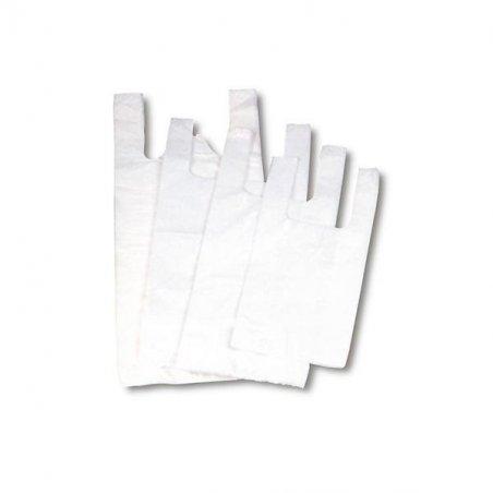 Pack 200 Bolsas Plástico Asa Camiseta 40x50CM