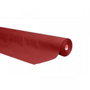 Rollo Mantel Papel Desechable Rojo 1.2x50M
