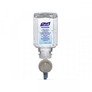 Pack 6 Cargas 450ML Gel Hidroalcohólico Purell Es Everywhere