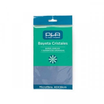 Pack 24 Bayetas Microfibra Cristales