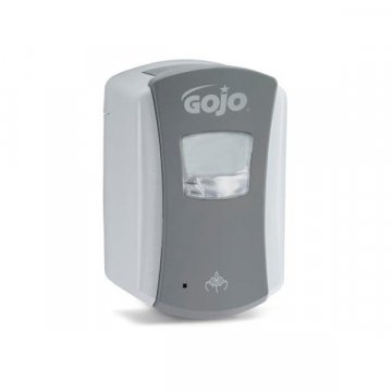 Dispensador Automático Jabón Gojo LTX 700ML Blanco-Gris