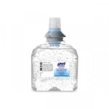 Pack 2 Cargas Gel Alcohólico Purell TFX 1200ML