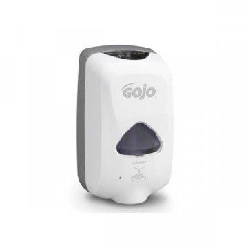 Dispensador Automático Jabón Gojo TFX 1200ML Blanco-Gris