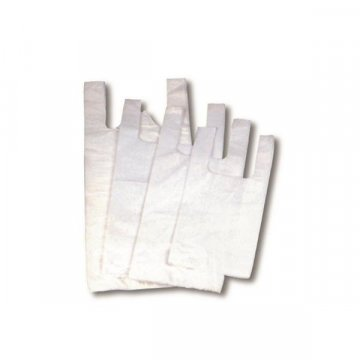 Pack 100 Bolsas Plástico Asa Camiseta 50x60CM