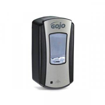 Dispensador Automático Jabón Gojo LTX 1200ML Negro-Cromado