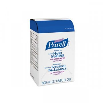 Pack 12 Cargas Gel Alcohólico Purell NTX 800ML