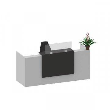 Mampara separador mostrador 160x50cm