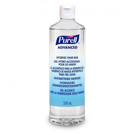 Gel Hidroalcohólico PURELL Advanced 500ml