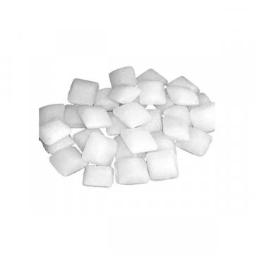 Bolsa 25Kg Pastillas de Sal para Lavavajillas Vacuum