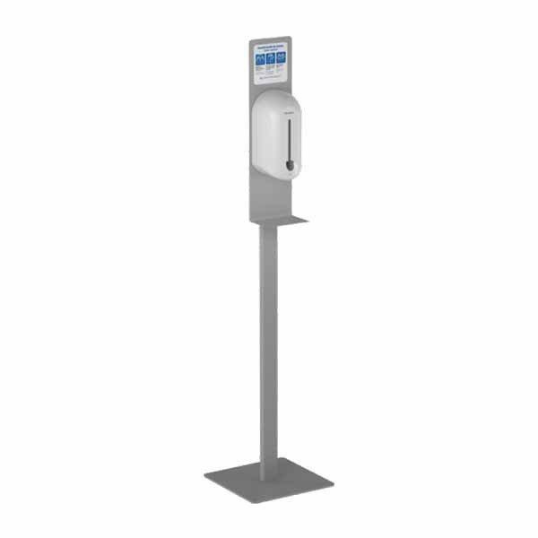 Dosificador automático gel hidroalcoholico con Stand