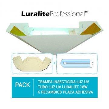 Pack Sistema insecticida Luz UV Luralite